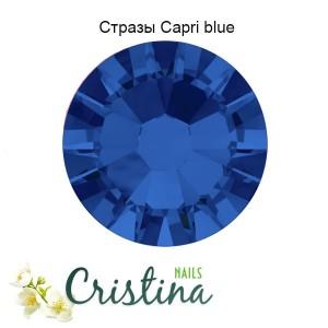 Стразы Capri Blue 21