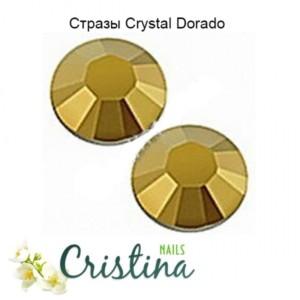 Стразы Crystal Dorado 30