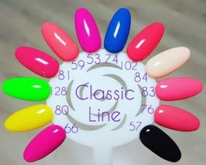 цветной гель для ногтей кристина неилс