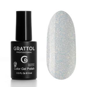 Grattol, Гель-лак OS - Opal №01 (9 мл)