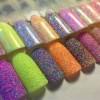 меланж дизайн для ногтей