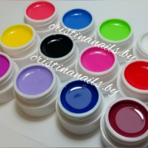 Набор цветного геля