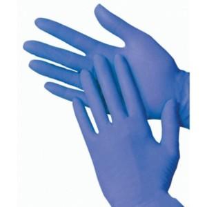 Перчатки Цвет (Синий) Пара