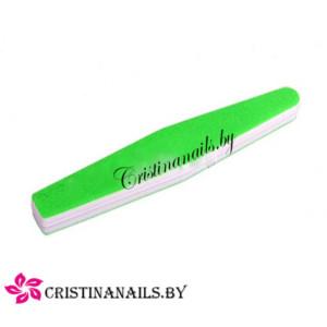 Баф пилочка неоновый зеленый