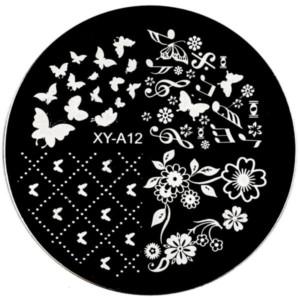Диск Для Стемпинга xy-a12