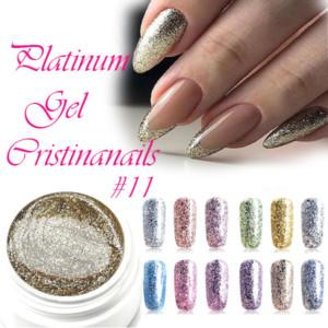 Платинум гель для дизайна ногтей