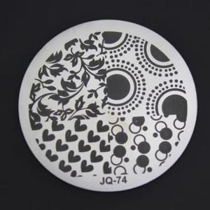 пластина для стемпинга JQ-74