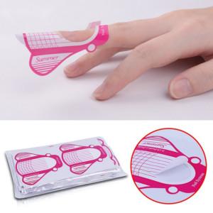 формы бумажные самер для ногтей