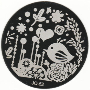 пластина для стемпинга JQ-52