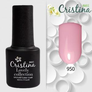 Гель Лак Loveli Cristinanails (5мл) 950