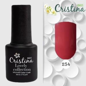 Гель Лак Loveli Cristinanails (5 Мл) 254