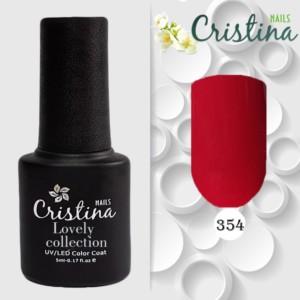 Гель Лак Loveli Cristinanails (5 Мл) 354