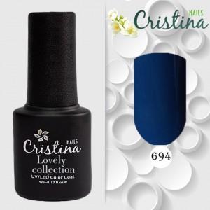 Гель Лак Loveli Cristinanails (5 Мл) 694