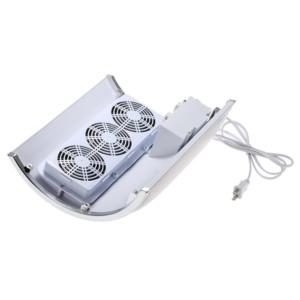 пылесос маикюрный на три вентилятора 1