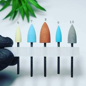 Насадка для полировки ногтей
