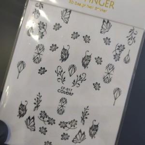 Наклейка для ногтей