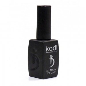12 ml, KODI NO STICKY Top Coat (Топ без липкого слоя)